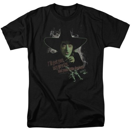 Wizard Of Oz And Your Little Dog Too Mens Short Sleeve Shirt