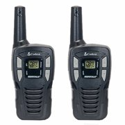 Cobra 16 Mile Two Way Radio/Walkie Talki, Black