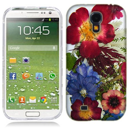 Mundaze Printed Pressed Blossoms Phone Case Cover for Samsung Galaxy