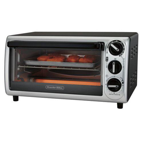 Proctor Silex 4 Slice Modern Toaster Oven | Model# 31122
