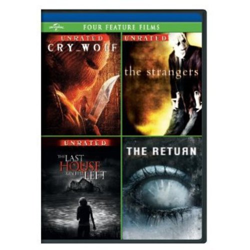 Cry Wolf / The Strangers / The Last House On The Left / The Return (Anamorphic Widescreen)