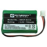 Synergy Digital Cordless Phone Battery - Replacement for CETIS BATT-9600 Cordless Phone Battery