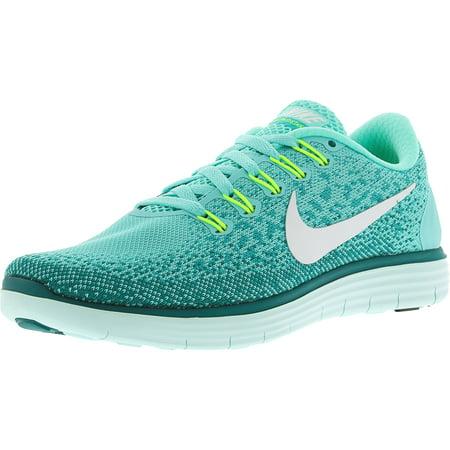 Nike Women's Free Rn Distance Hyper Turquoise / White-Hyper Jade Ankle-High Running  Shoe - 6M - Walmart.com
