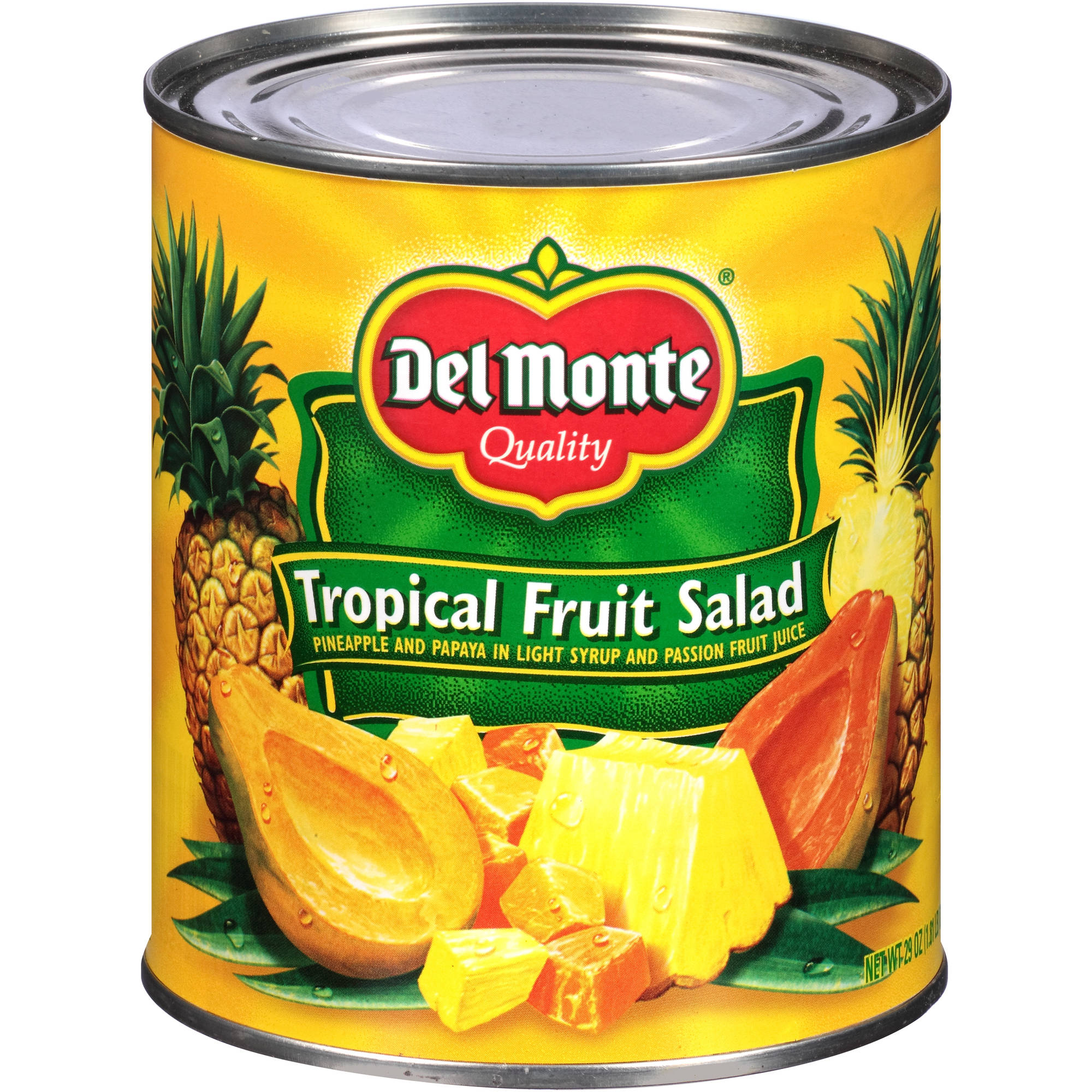 Del Monte Tropical Fruit Salad, 29 oz