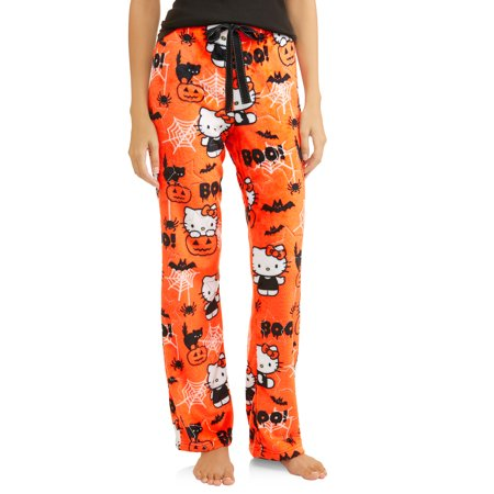 68c678c9a Hello Kitty - Women's and Women's Plus Superminky Fleece Pajama Pant ...