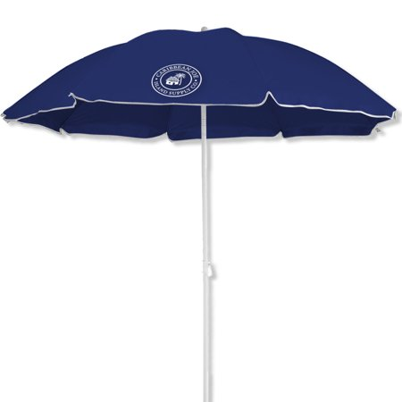 6 Caribbean Joe Beach Umbrella Uv Protection With Color Matching Carry Case
