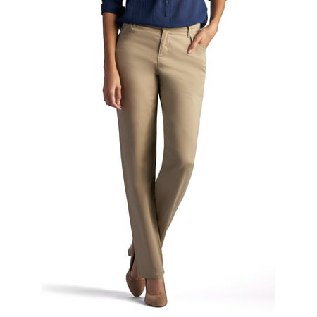 Womens Dockers - Women's Relaxed Fit Straight Leg Pant