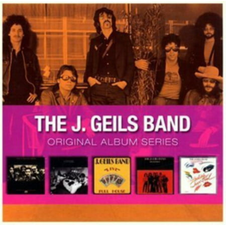 J. Geils Band (Best Of The J Geils Band)