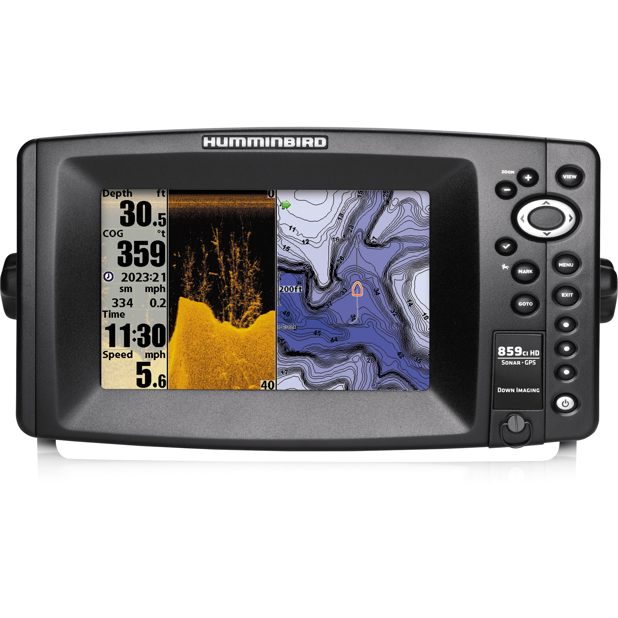 Humminbird 859ci HD DI Combo Locator