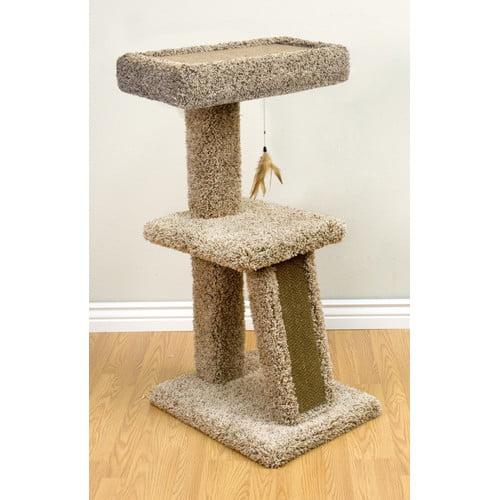 Ware Manufacturing 42'' Corrugated Cardboard Kitty Cat Perch