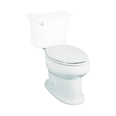 Kohler Sterling : Sterling by Kohler Stinson 1.6 GPF Elongated Toilet Bowl Only ...