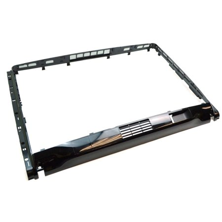 Series Laptop Lcd Bezel (1EQ1201-0 Genuine HP Touchsmart 300-1000 Series Black Back Cover Bezel Frame USA Laptop LCD Frames)