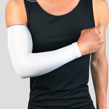 Destroyer Pro Elbow Pad - Basketball Elbow Support Protector Bicycle Cycling Sports Safety Elbow Pad Long Arm Sleeve
