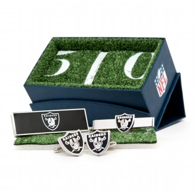 Gift Set PD-OR-3P Oakland Raiders 3-Piece Gift Set