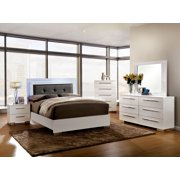 kp sets of c america full furniture piece contemporary bedroom white set acrysta size