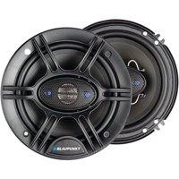 "Blaupunkt 6.5"" 360W 4-Way Coaxial Speakers (GTX650)"