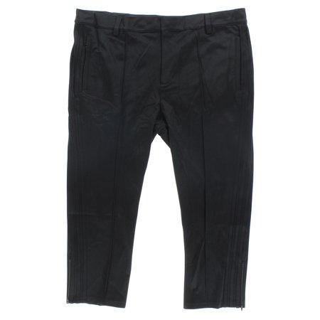 Adidas Mens Neighborhood Tailored Cropped Pants Black