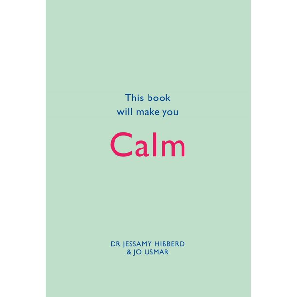 This Book Will Make You Calm - eBook