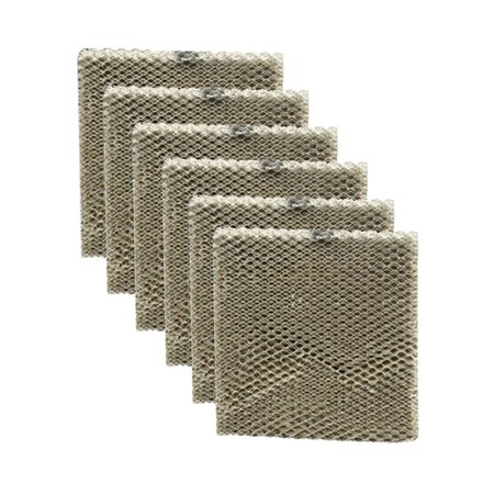 Aprilaire 500 Humidifier - Tier1 Replacement for Aprilaire 110, 220, 500, 550, 558 Water Panel 10 Humidifier Filter 6 Pack