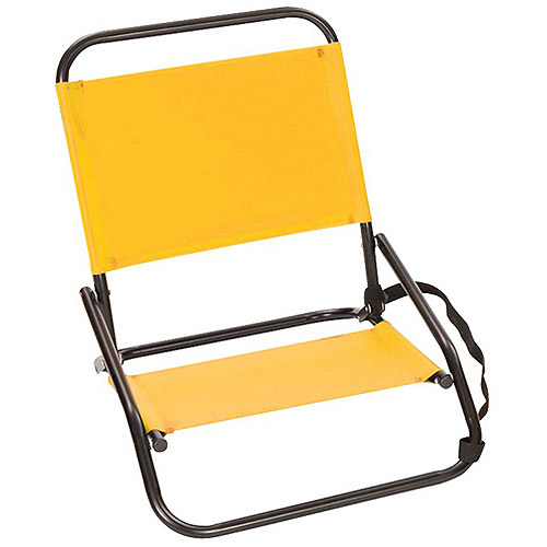 Stansport Sandpiper Sand Chair, Yellow