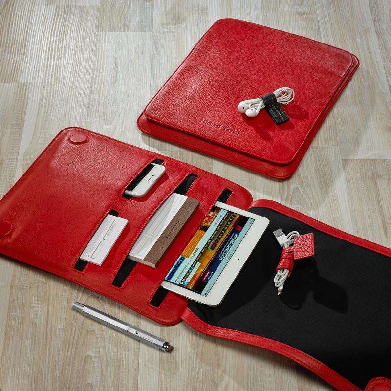 Levenger Tablet Soft Carrier - Black