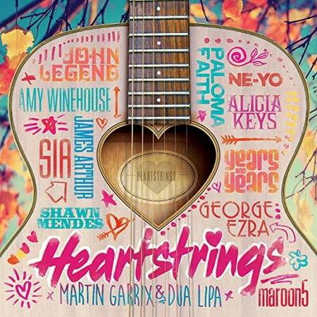 Various Artists - Heartstrings (CD) - image 1 of 1
