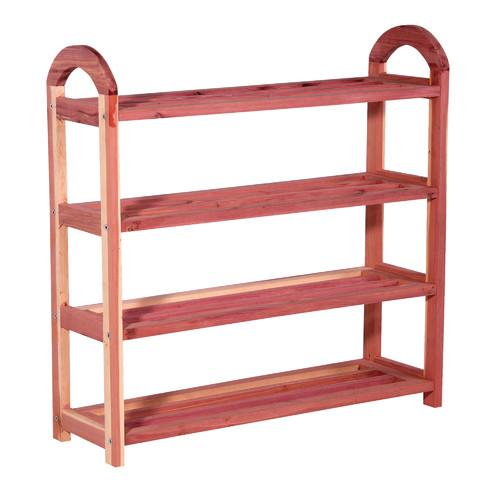 Household Essentials Shoe Storage Bench