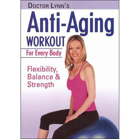 Dr. Lynn's Anti-Aging Workout For Every Body: Flexibility, Balance And Strength (Full Frame) (Full Body Workout Video)