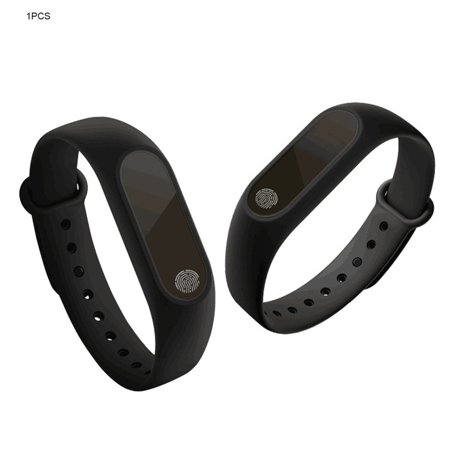 Analog M2 Smart Bracelet Synchronous Motion Meter Step Sleep Monitoring - image 1 of 5