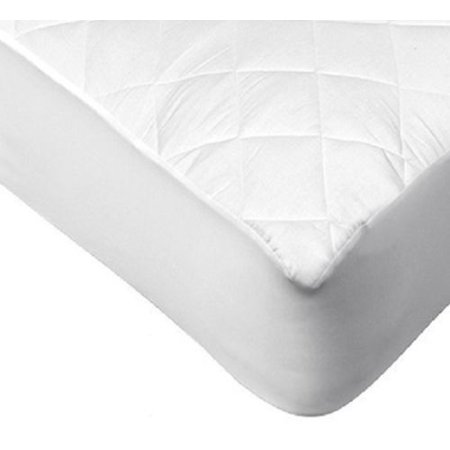Quilted Mattress Covers - GHP White 78