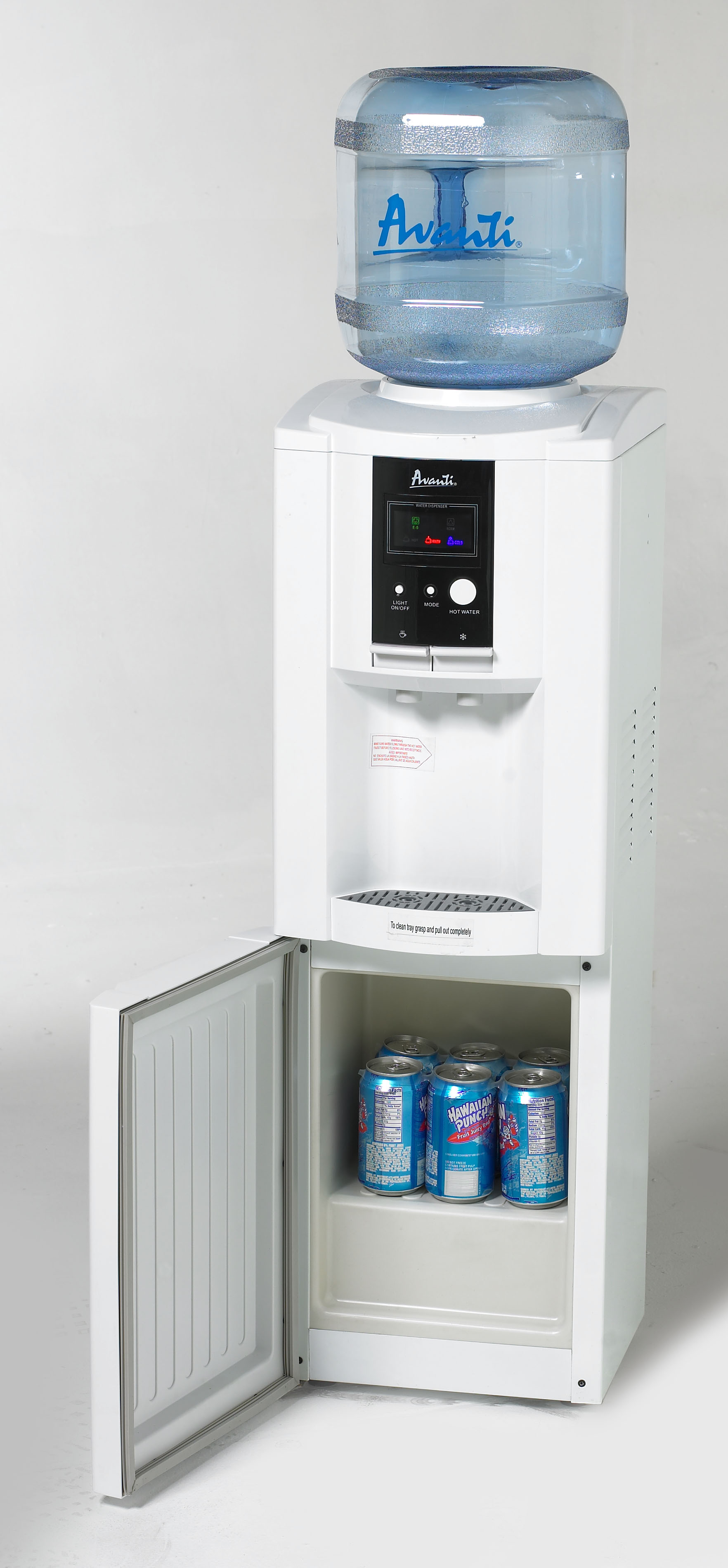 Charming Water Cooler Storage #6 - Avanti WDP75 Hot And Cold Water Dispenser - Walmart.com