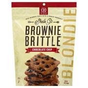 Sheila Gs Blondie Chocolate Chip Brownie Brittle 5 oz. Bagged