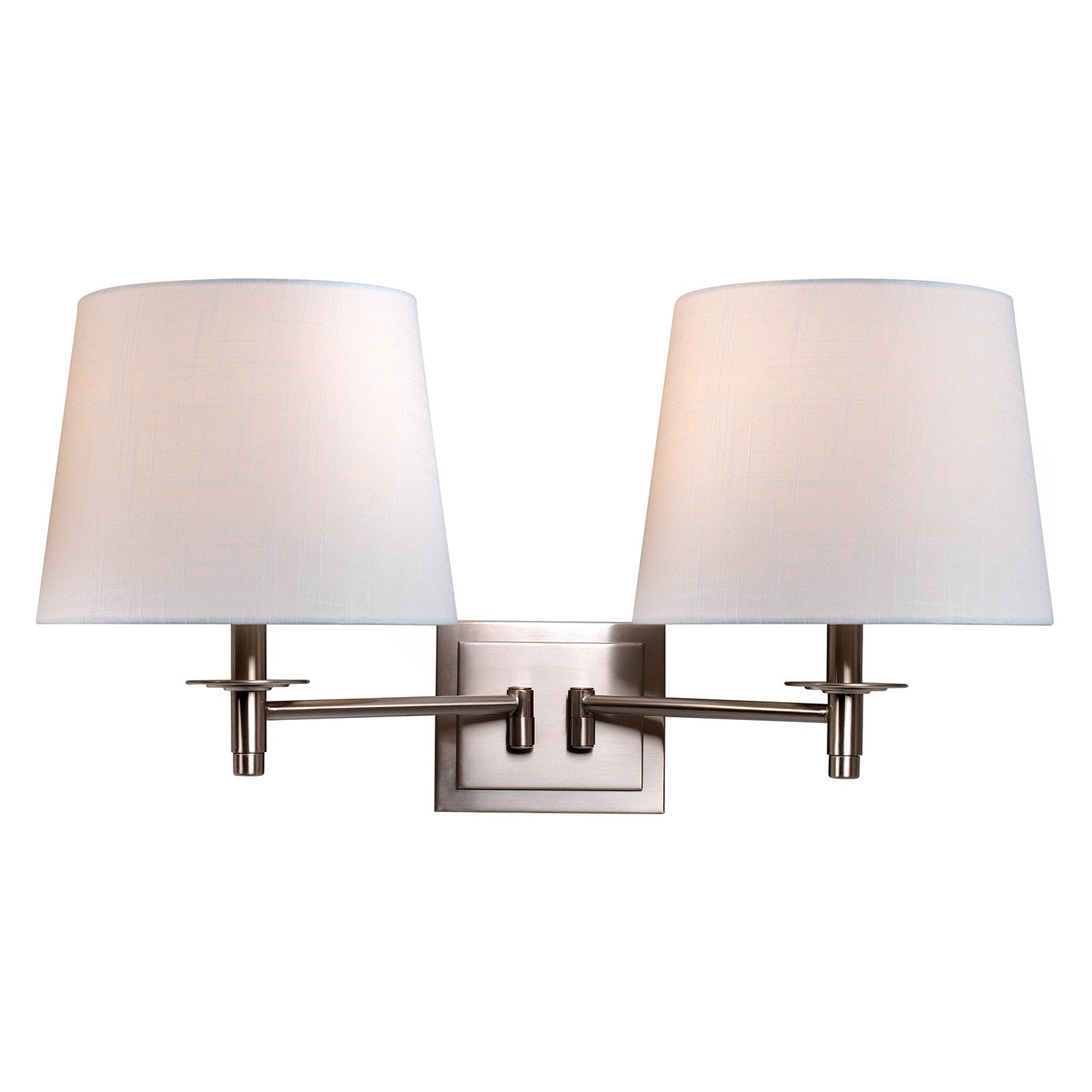 Kenroy Home Glenn Wall Swing Arm Lamp by Kenroy Home