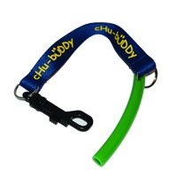 """Strong Tube Regular 1/2"""" Green Color with clip on lanyard"""