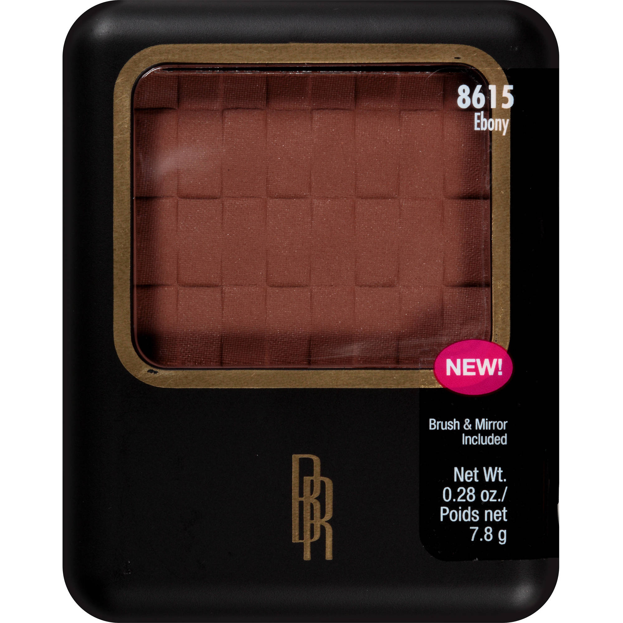 Black Radiance Pressed Facial Powder, Ebony, 0.28 oz