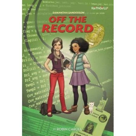 Samantha Sanderson Off The Record