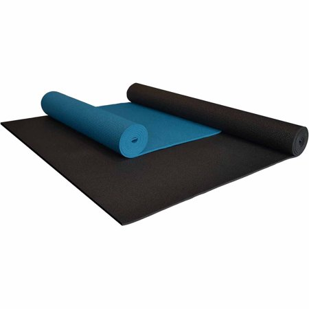 Yoga Direct Extra Long And Wide Yoga Mat Walmart Com