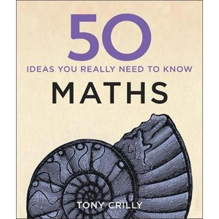 50 Maths Ideas You Really Need to Know (50 Ideas You Really Need to Know series) (Hardcover) - Halloween Math Center Ideas