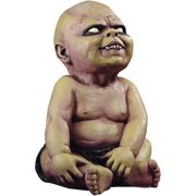 16 Inch Tall Latex Zombie Baby