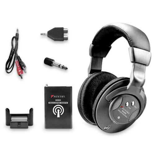 Sentry HO900 Wireless Headphones