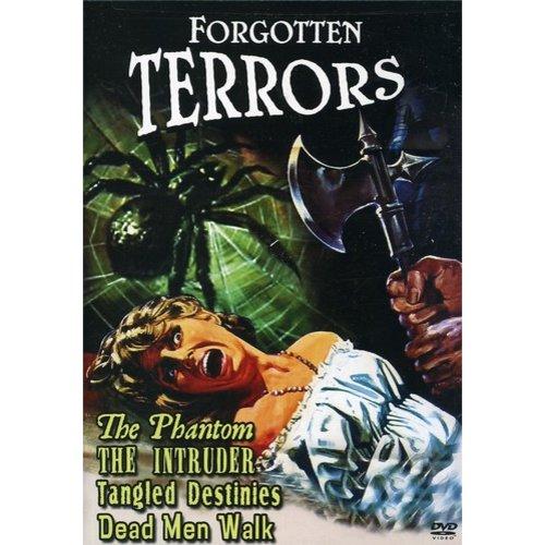 Forgotten Terrors: The Phantom / The Intruder / Tangled Destinies / Dead Men Walk (1943) (Full Frame)