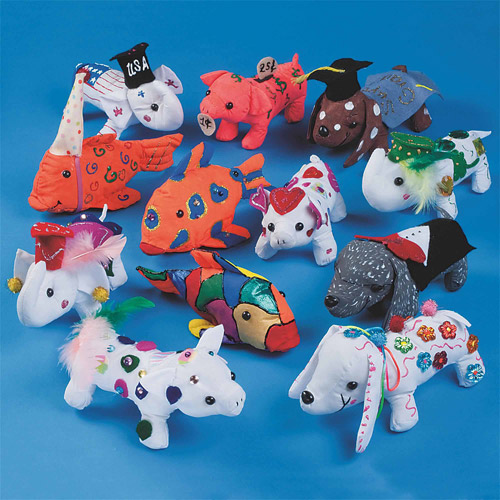 Color-Me Animals, Pack of 12