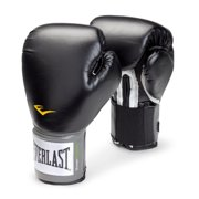 Everlast Women's Pro Style Training Boxing Gloves Black by Everlast Sports MFG. Corp.