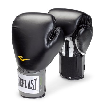 Everlast Women's Pro Style Training Boxing Gloves - Black