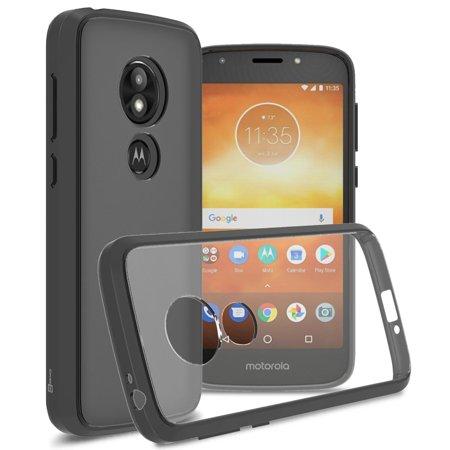 sale retailer 0aa96 49205 CoverON Motorola Moto E5 Play / Moto E5 Cruise Case, ClearGuard Series  Clear Hard Phone Cover