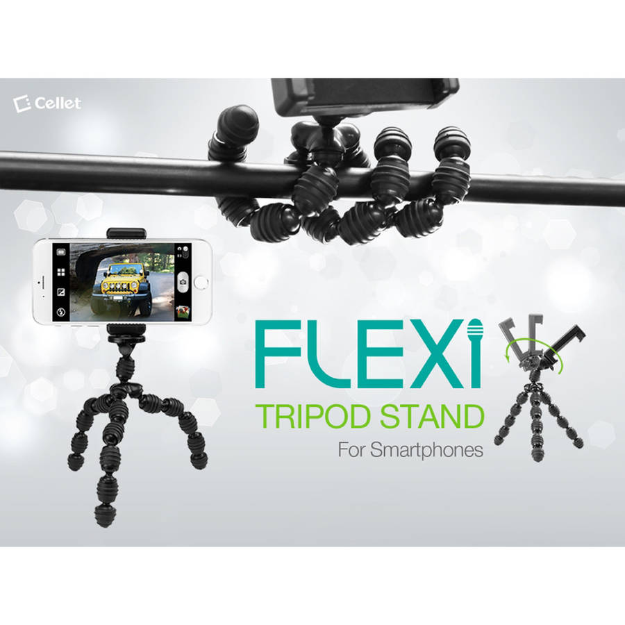 CyonGear Flexi Tripod Stand for Smartphones