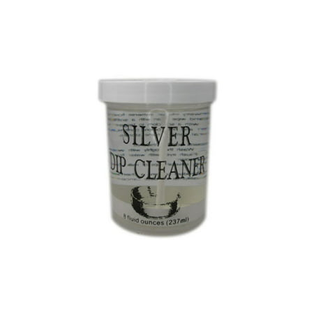 Silver Dip Cleaner To Clean And Shine Jewelry (The Best Silver Cleaner)