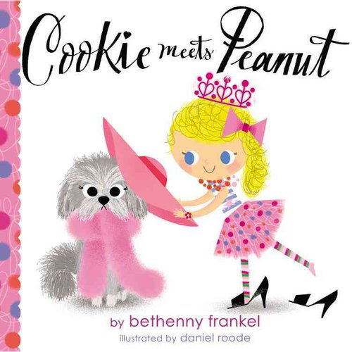 Cookie Meets Peanut