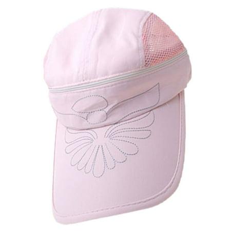 NEW Pink Bird Golf Trucker Hat Sun Visor Baseball Cap - image 1 of 1