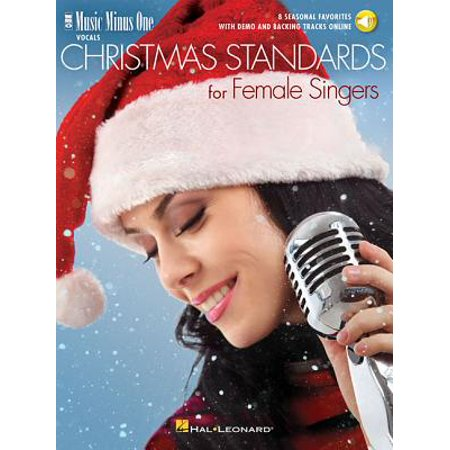 Christmas Standards for Female Singers